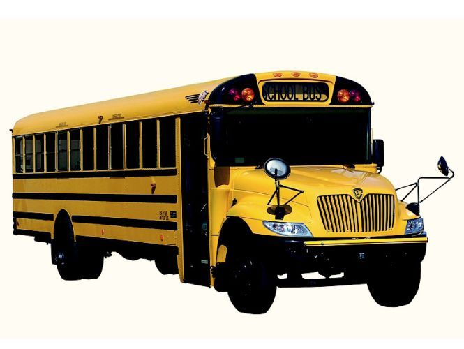 diecast school bus models