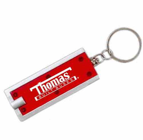 LED Thomas Built Key chain
