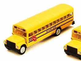 6 0 Inch Conventional School Bus Model