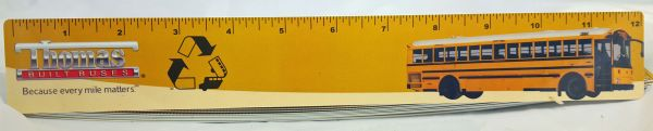 Saf-T-Liner HDX Ruler - TBC16