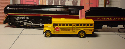 2.5 Conventional School Bus