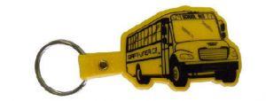 PVC key FOB  - Thomas C2