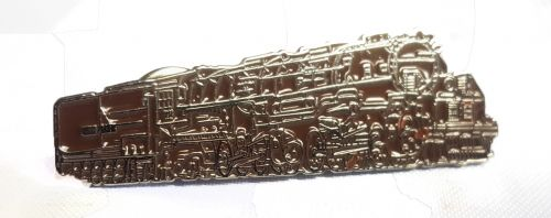 Steam Locomotive, ALCO Big Boy 50mm lapel pin
