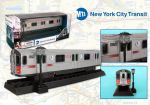 Realtoy Mta Diecast Subway Car