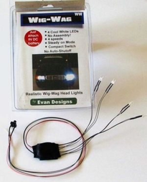 Wig Wag school bus Flashing light modules